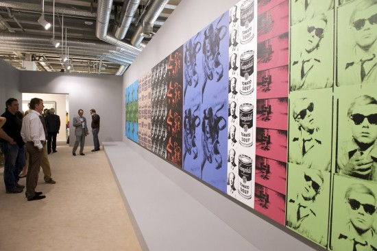 Art Basel 40 – strong results for 2009