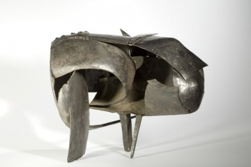 Bryan Kneale, Iron Pig 1962, Arts Council Collection, Southbank Centre, (c) the artist 08