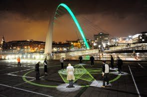 Great Street Games illuminates the North East