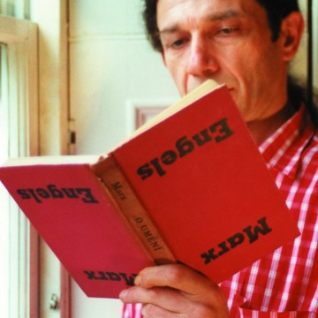 Portrait Pavel Buchler