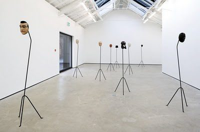 Simon Starling: Project for a Masquerade (Hiroshima) at The Modern Institute