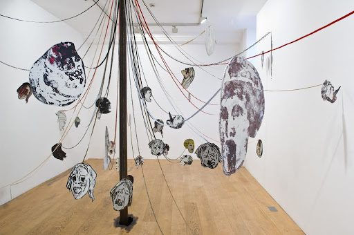 Nancy Spero @ the Serpentine Gallery