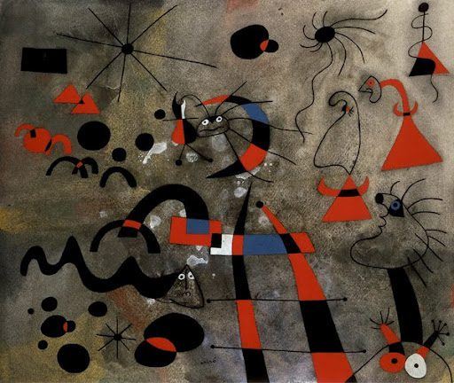 Joan Miró at Tate Modern: The Ladder of Escape