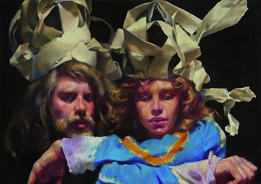The Outsider: Still Lives, Robert Lenkiewicz, Royal West of England Academy, Bristol