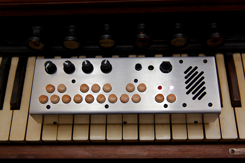 Analogue Sounds in a Digital Wo