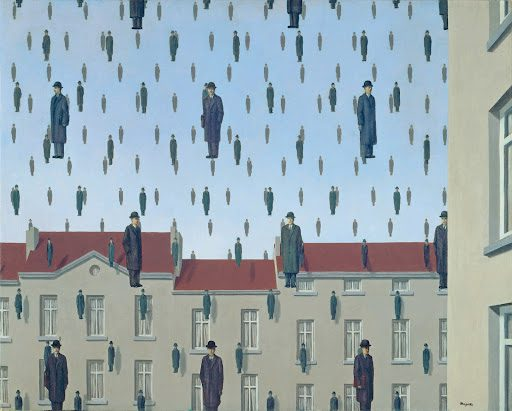 Challenging Perception: René Magritte: The Pleasure Principle, Tate Liverpool.