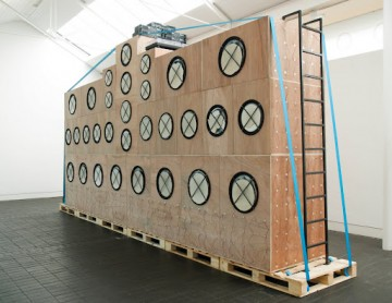 Keith Harrison 'Float', 2011, photograph Tomas Rydin (2)