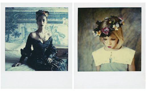 Sibylle Bergemann: The Poetry of Polaroids: C/O Berlin.