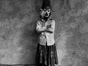 Graciela Iturbide (detail of) Jano, Ocumichu, Michoacán, México, 1980.