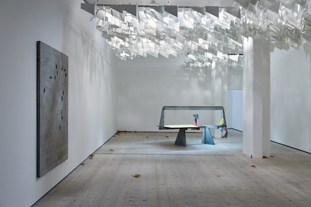 Things Which Come Together; Then Fall Apart, Martin Boyce Wins The Turner Prize 2011
