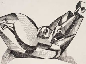 Manifesto for a Modern World, Henri Gaudier-Brzeska:Vorticist!, Kettle's Yard, Cambridge