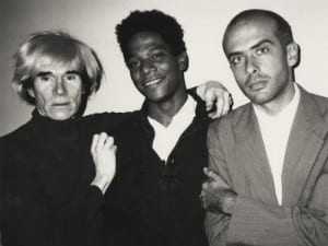 Ménage à trois: Warhol, Basquiat, Clemente, Art & Exhibition Hall of the Federal Republic of Germany