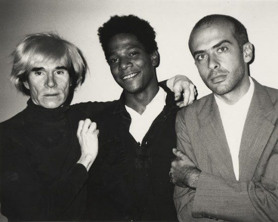 Ménage à trois: Warhol, Basquiat, Clemente, Art & Exhibition Hall of the Federal Republic of Germany, Bonn