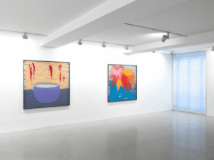 Jean-Marc Bustamante | Peintures Carrées (Square Paintings) | Galerie Thaddaeus Ropac | Paris