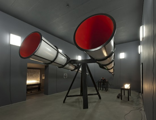 Thomas Zipp, Polymorphous Oratory, 2012. Courtesy the artist and Alison Jacques Gallery.
