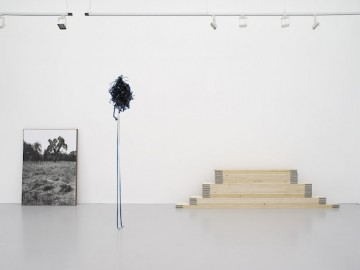 Marcus Coates. Proxy installation images, courtesy Kate MacGarry, London