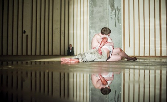 Mark Storor, a tender subject, 2012, an Artangel commission, image (three) by Stephen King