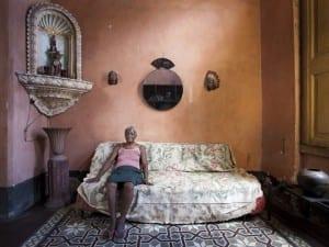 David Creedon, Dulce Marie Llorente 72,  Condesa #166, Centro Habana.
