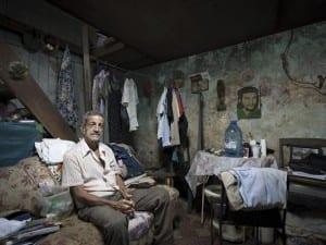 David Creedon, Ramon Gonzalez Viola 70,  Centro Habana.