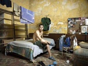 David Creedon, Jose Luis Sobrino Leon 26, La Habana Vieja.