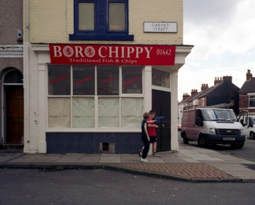 Boro Chippy - Bob Mitchell
