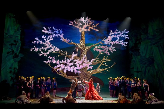 The Cunning Little Vixen; Glyndebourne,