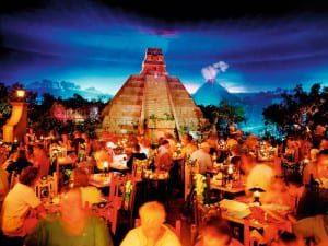 Reiner Riedler, Mexico Pavilion, Epcot Theme Park, Disney World, Orlando, Florida, USA. © Reiner Riedler / Anzenberger.