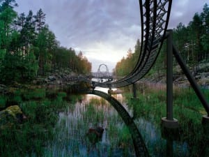 Ilkka Halso, Rollercoaster, 2004. Courtesy of the artist.