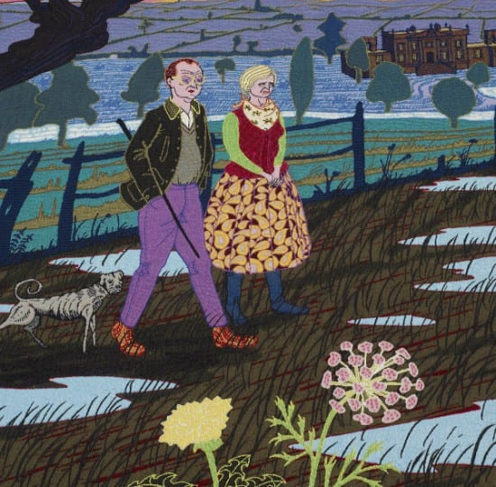 Grayson Perry: The Vanity of Small Differences at Victoria Miro, London