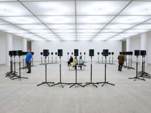 Janet Cardiff: The Forty-Part Motet at BALTIC, Gateshead