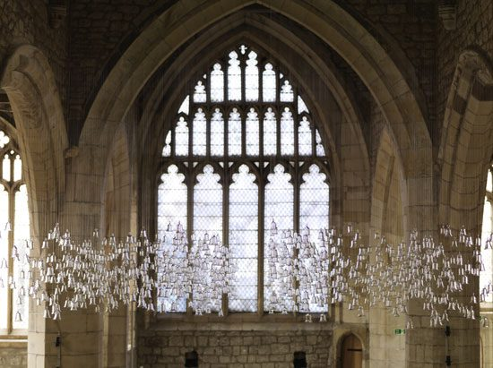 Laura Belém: The Temple of a Thousand Bells at York St. Mary's