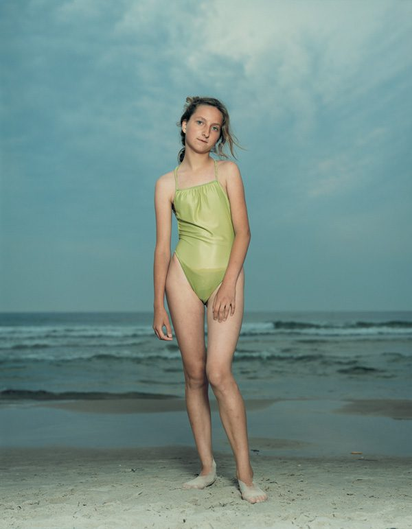 Rineke Dijkstra: A Retrospective, Guggenheim Museum, New York