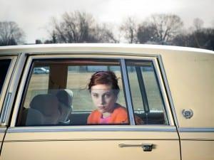 Cig Harvey, The Pale Yellow Cadillac, Sadie, 2010. Portland, Maine.