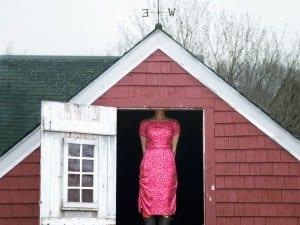 Cig Harvey, The Weathervane, 2010. Self Portrait. Rockport, Maine.