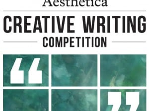 Aesthetica Creative Writing Competition: One Week