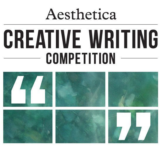 Aesthetica Creative Writing Competition Ends Tomorrow