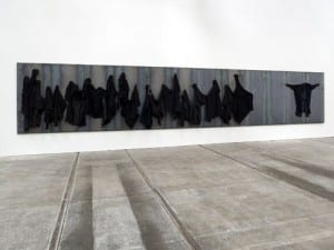 Artist Rooms: Jannis Kounellis at Tramway, Glasgow.