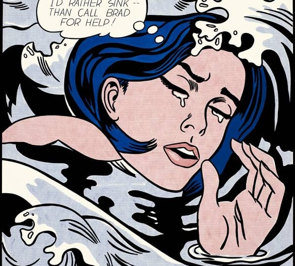 Roy Lichtenstein: A Retrospective, National Gallery of Art, Washington
