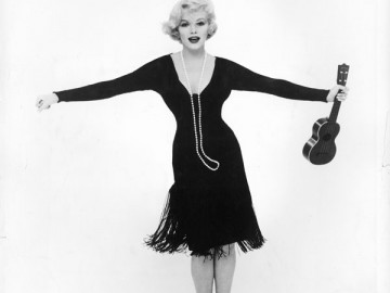 Marilyn-Monroe-shimmy-dress