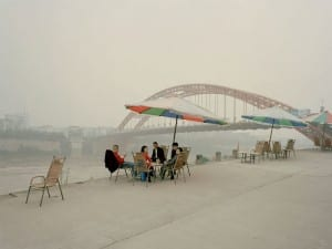 Nadav Kander, Yibin IV (Morning Meeting), Sichuan Province.