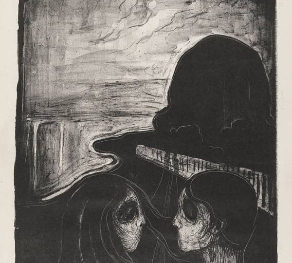 Review of Edvard Munch: Symbolism in Print, North Carolina Museum of Art, Raleigh
