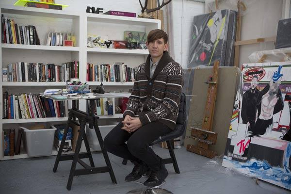 Aesthetica Magazine Interview With Stuart Semple Artist And Fashion Designer