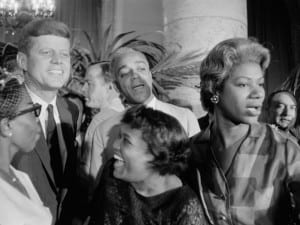 Garry Winogrand, Democratic National Convention, Los Angeles, 1960.