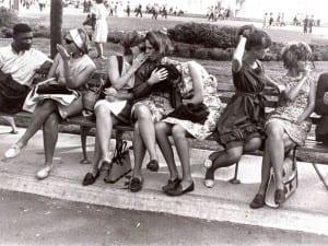 Garry Winogrand, New York World's Fair, 1964.