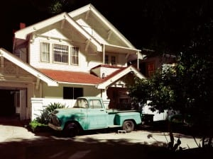 Kevin Cooley, A house near the set of Buffy the Vampire Slayer, Los Angeles. Courtesy of Kopeikin Gallery, Los Angeles.
