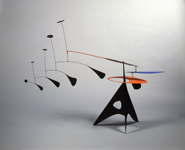 Calder After the War, London