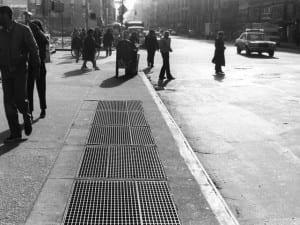 Rudy Burckhardt, Subway Grate, c.1975
