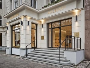 Mulberry Opens Their First Store in Berlin