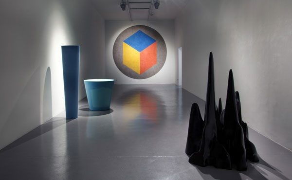 Review of Ettore Spalletti And Sol Lewitt At Galleria Massimo Minini, Brescia