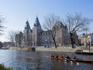 Rijksmuseum, Amsterdam, Re-opens Tomorrow